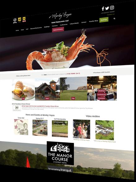 Create Complex Websites
